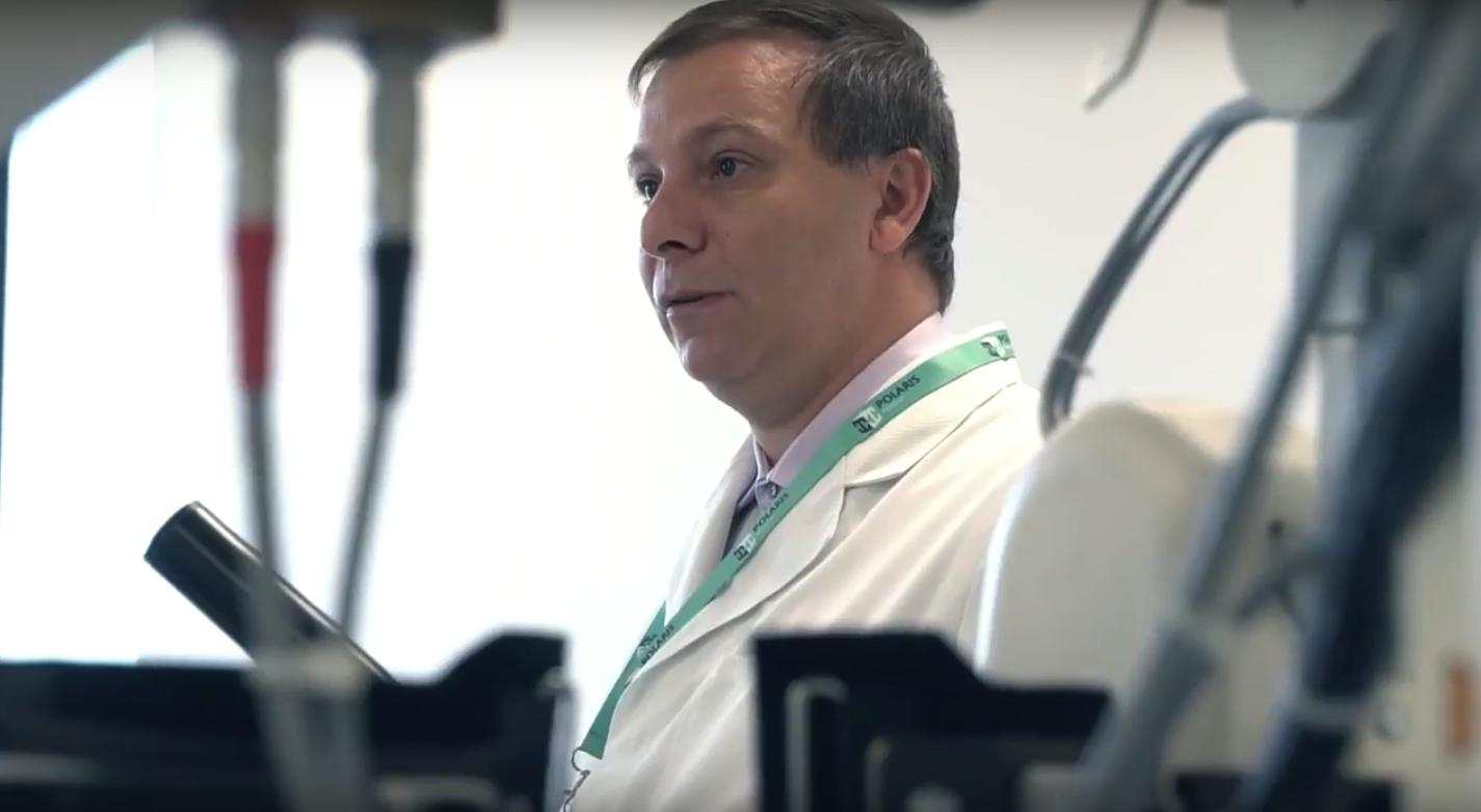 Dr. Damian Popescu - Recuperarea robotizata prin Lokomat